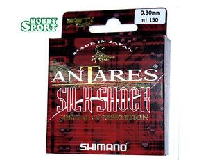 FILO-MULINELLO-SHIMANO-SILK-SHOCK-ANTARES-0-30-MT-150