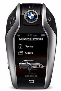 Details about BMW OEM G30 G31 5 Series 2017+ Display Key Remote Retrofit  315 or 434 MHz NEW
