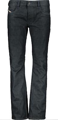 * Nuovo Con Etichette Diesel Zatiny Jeans W31 L30 Blu Indaco Lavaggio 0088z Reg Bootcut *-mostra Il Titolo Originale Ritardare La Senilità