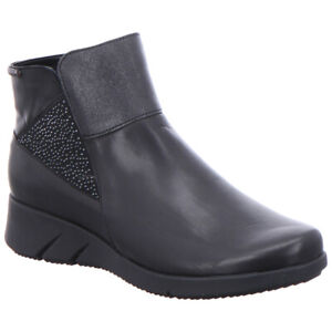 Mephisto-Marylene-Borneo-Leather-Zip-Up-Wedge-Ankle-Womens-Boots