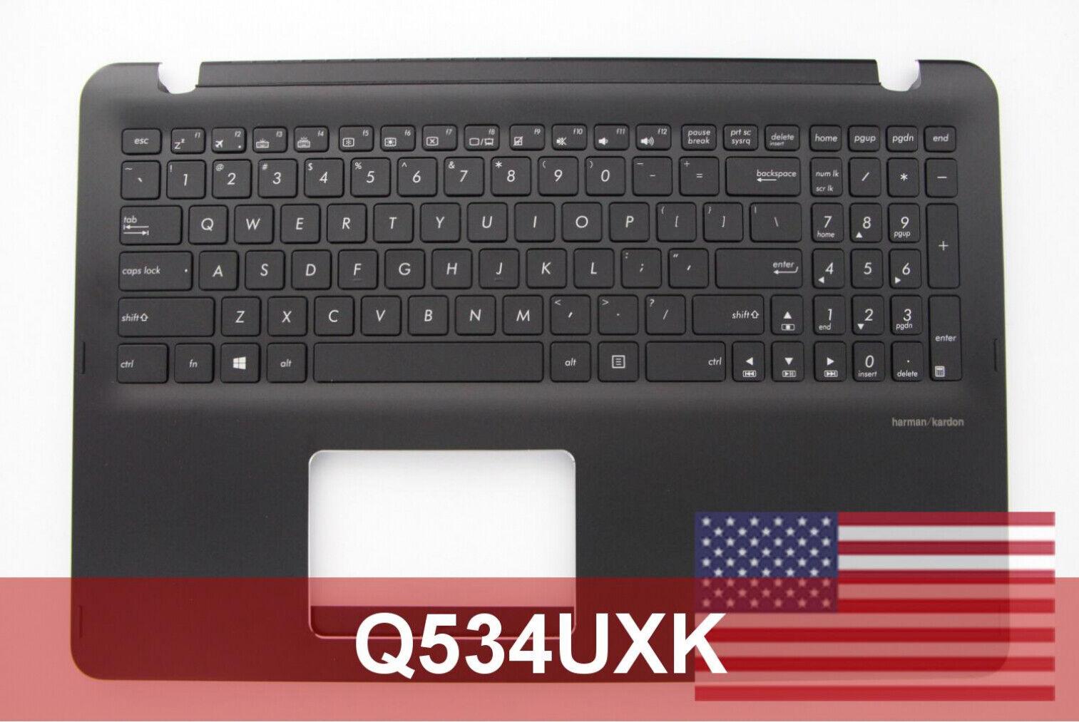 NEW US English Keybord for Asus Q524UQK Q534UXK keyboard backlit