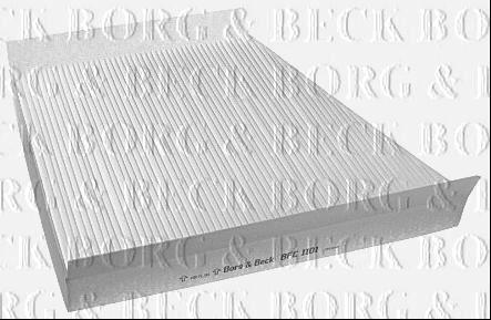 BORG /& BECK CABIN POLLEN FILTER FOR MERCEDES-BENZ SALOON E-CLASS 2.1 100KW