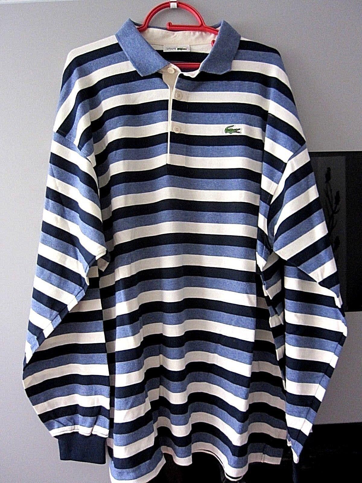 Sweatshirt Chemise Lacoste in XL sehr hochwertig Herren Shirt Herrensweatshirt