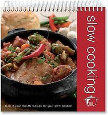 Slow Cooking: Flipover Cook Book by Top That! Publishing Ltd (Spiral bound,...