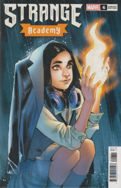 Strange Academy #6 -Sara Pichelli Variant - NM condition