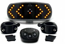 Signal Pod LED Wireless Bike Turning Signals With Indicator Signalling System