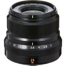 Fujifilm Fujinon XF XF23mmF2 R WR 23mm F/2 R WR Lens (Black)