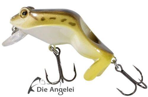 BALZER SHIRASU Bloody Frog 60 FL 6cm//10g in zwei Ausführungen