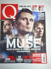 Q MAGAZINE #315 october 2012 Muse