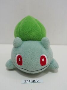 Bulbasaur-210302-Pokemon-Center-Pokedoll-2004-Plush-5-034-Stuffed-Toy-Doll-Japan