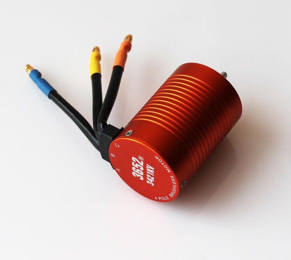 Une Une Une nouvelle génération, nouvelle sélection! DF-Models Brushlessmotor 3421 KV Orange efa00c