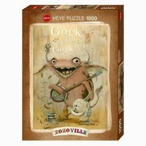 ZOZOVILLE - BANJO - Heye Puzzle 29896 - 1000 Teile Pcs.