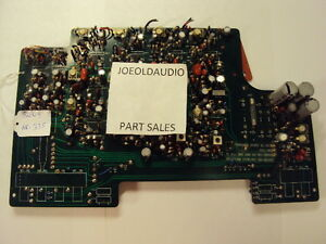 Sony-NR-335-Original-Mother-Board-Part-1-582-435-12-Parting-Out-Sony-NR-335