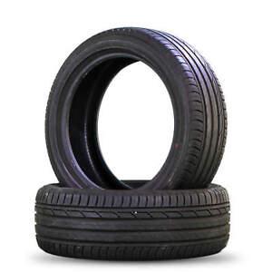 2x-Sommerreifen-Reifen-Bridgestone-Turanza-T001-215-50-R18-92W-DOT-3617-7-5-mm