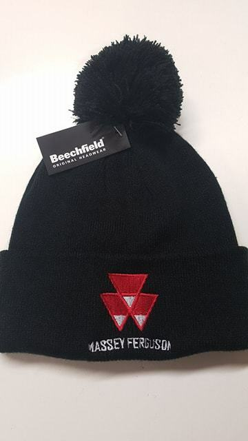 Massey Ferguson beanie wooley hat