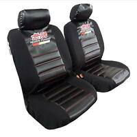 Arrival 2pcs Mugen Car Seat Cover Carbon Fabric Universal Size For Honda