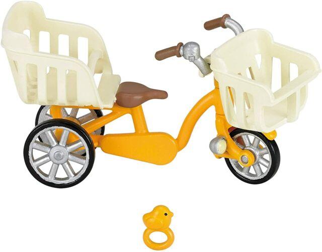Epoch Sylvanian Families KA-625 Three-seater bicycle