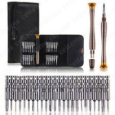 25 in 1 Screwdriver Set Opening Repair Tools Kit for iPhone 6s 5 Cell Phone Watch
