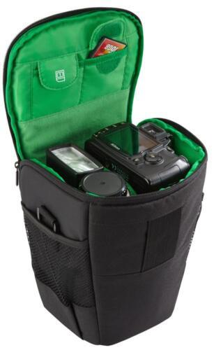 Rivacase 7440 cámara bolso Bag en negro para Leica V-Lux