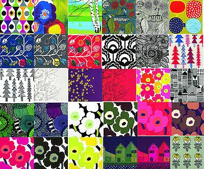 30 different assorted individual Marimekko Finnish paper napkins new decoupage