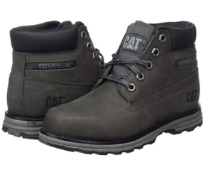brand quality shop for best save up to 60% Details about Caterpillar Unisex Kids Founder Cat Boots Grey UK childrens  11 / EU 28.5 RRP £80