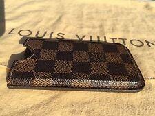 Orig. Louis Vuitton Etui iPhone 4/4S Hülle Schachbrett Top Zustand
