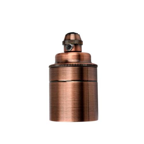 E27//ES Fitting Vintage Lamp Bulb Ballast Holder Vintage Lighting Bulb Socket UK