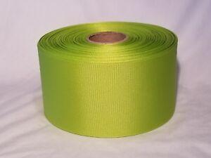 Offray 3 Inch Wide Grosgrain Ribbon 5 Yards