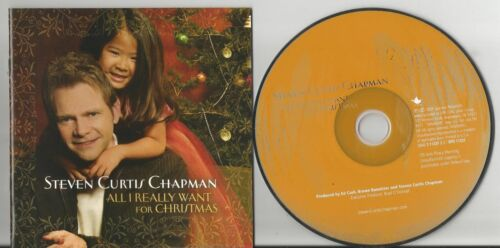 All I Really Want for Christmas by Steven Curtis Chapman (CD, Sep ...