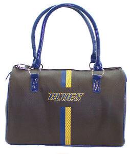 Image Is Loading Nhl St Louis Blues Satchel Purse Bag