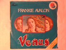 "FRANKIE AVALON Venus 7"" ITALY"