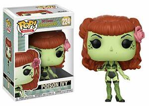 Funko-22887-Pop-Vinyl-DC-Bombshells-Poison-Ivy-Multicolor