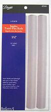 """Diane T200 Twist Flex Perm Rods -Gray JUMBO 1-1/8"""" X 10""""  3-PACK"""