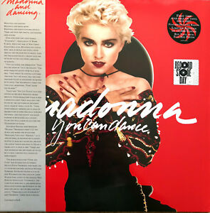 Madonna-LP-You-Can-Dance-Limited-Edition-12-000-copies-Red-Vinyl-Europe