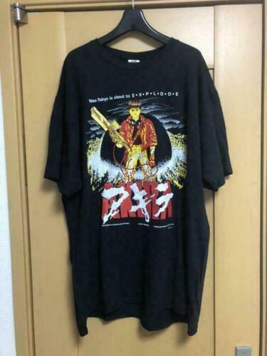 Akira Deadstock Fruit of the loom  nn VINTAGE REPRINT T-shirt  S-3xl..