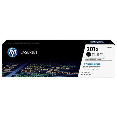 1x ORIGINAL HP TONER 201X CF400X Color LaserJet Pro m277dw m252dw m274n