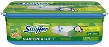 Swiffer Wet Mop Sweeper Floor Cloths Kit Wetjet Starter Jet Pad Refills Mopping