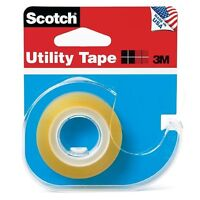 Scotch Utility Tape With Dispenser 1 Ea (pack Of 7) on sale