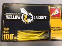 Yellow Jacket 100 Ft Contractor Extension Cord - BRAND NEW Oakville / Halton Region Toronto (GTA) Preview