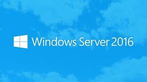 MICROSOFT-WINDOWS-SERVER-2016-STANDARD-64-bit-licence-Microsoft-Imagine