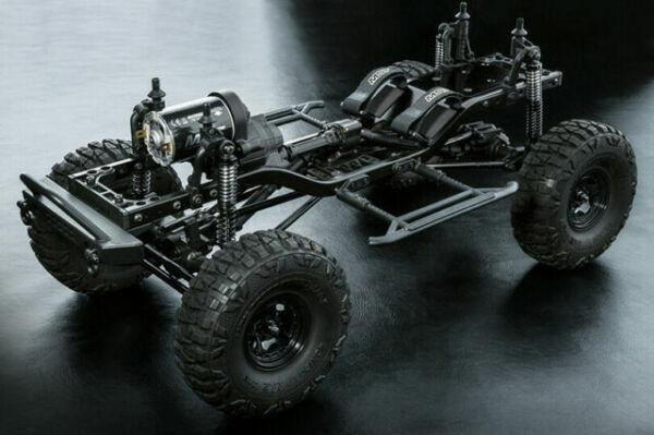 MST Racing CMX 1//10 4WD High Performance Off-Road Car KIT 242//252//267mm ...