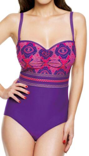 Panache SW0780 Swimwear Savannah Swimsuit swimming Costume Gypsy Print