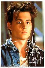 Jonny Depp ++Autogramm++ ++Hollywood-Superstar++