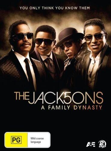 1 of 1 - The Jacksons - A Family Dynasty (DVD, 2010, 2-Disc Set) - Region 4