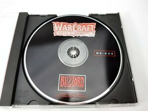Warcraft Orcs & Humans PC CD-ROM Game - MS DOS - Blizzard 1994