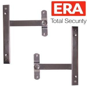 2x-CASEMENT-STEEL-RESTRICTOR-STAYS-6-034-Universal-Top-Side-Hung-Window-Fastener