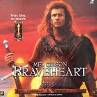 LASERDISC - BRAVEHEART - WS VF THX PAL- Mel Gibson, Sophie Marceau,