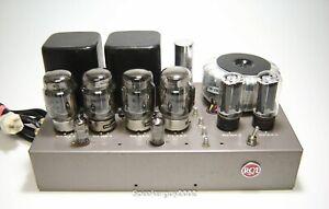 Vintage-Custom-RCA-MI-9377A-Stereo-Tube-Amplifier-KT88-KT
