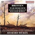 Benjamin Britten - Britten: War Requiem; Sinfonia da Requiem; Ballad of Heroes (2003)