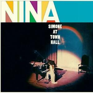 Simone-Nina-At-Town-Hall-180-Gram-Purple-Vinyl-New-Vinyl